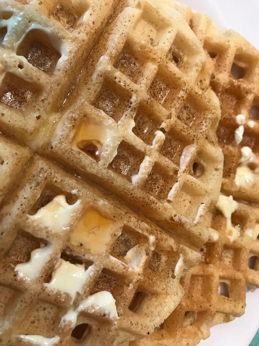 Best Gluten-Free Dairy-Free WafflesEver