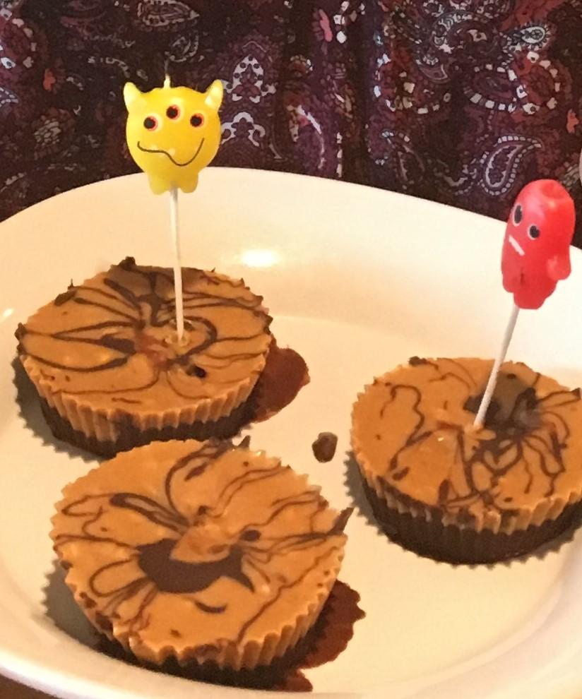 Happy Peanut Butter Cups – Gluten-Free &Vegan