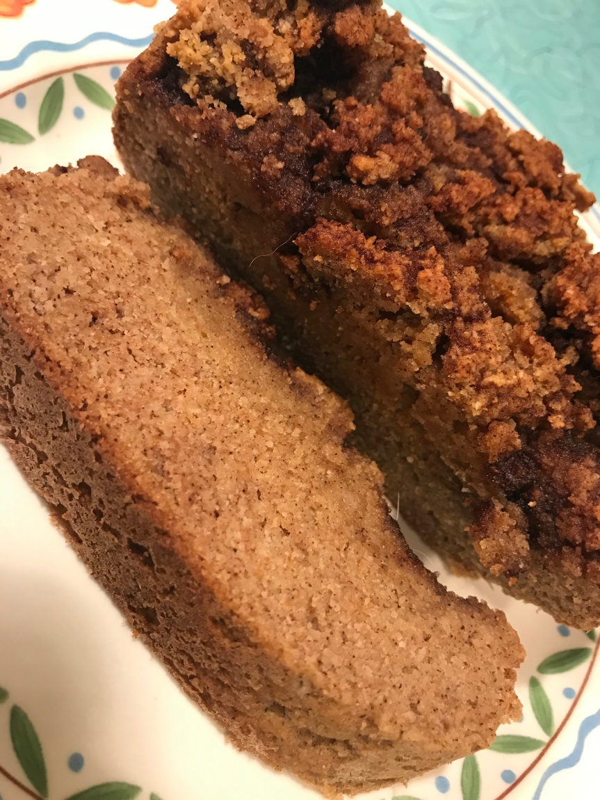 Paleo Almond Coconut Bread