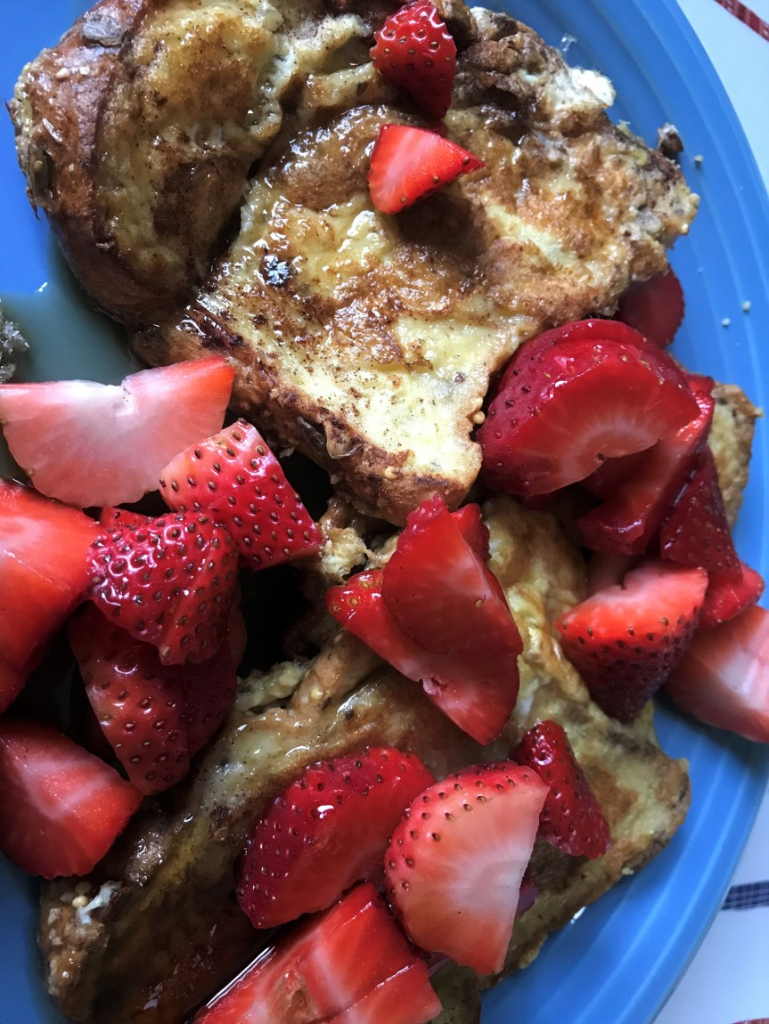 Gluten-Free & Dairy-Free French Toast